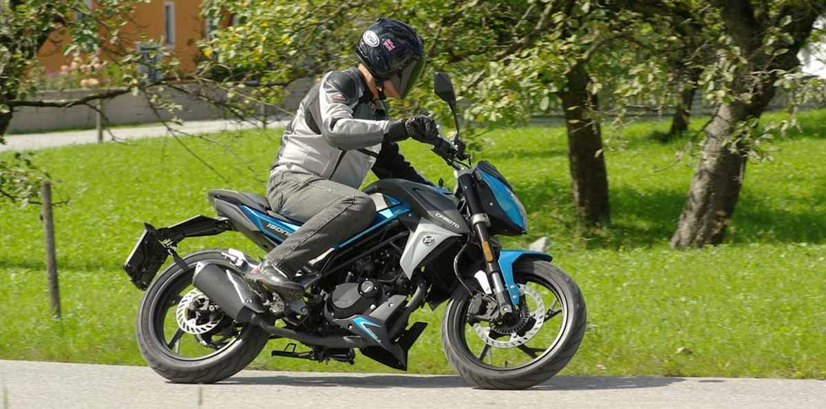 Cfmoto 150nk First Review