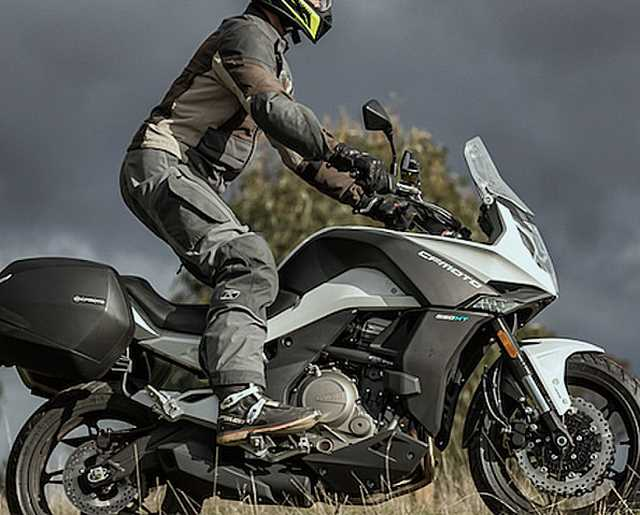 AMCN Adventure Test – CFMoto 650MT